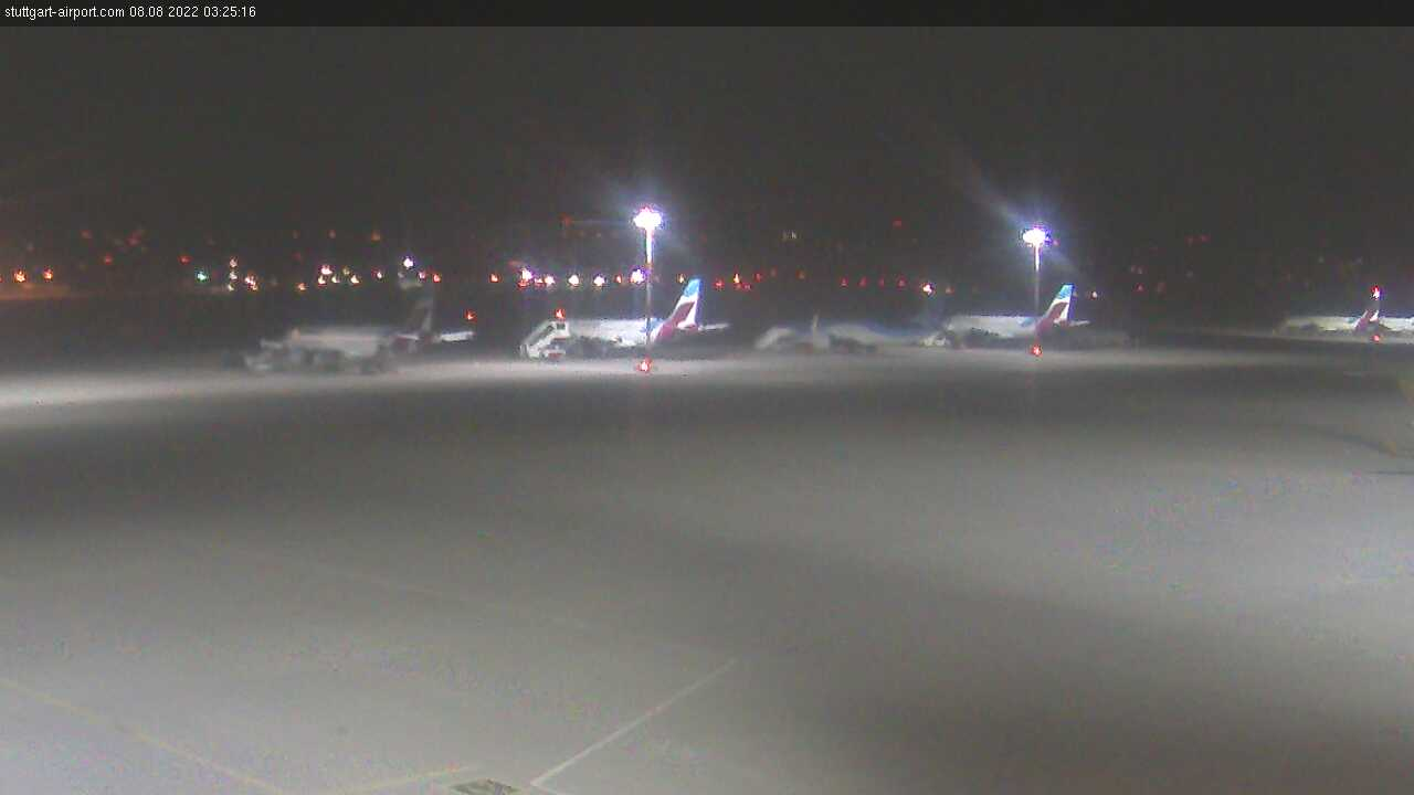 Stuttgart Airport [STR] 2
